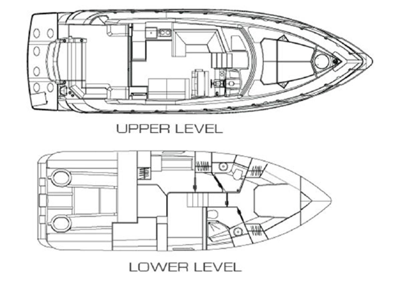 2015 CRUISERS YACHTS  Motor Yacht 2477767