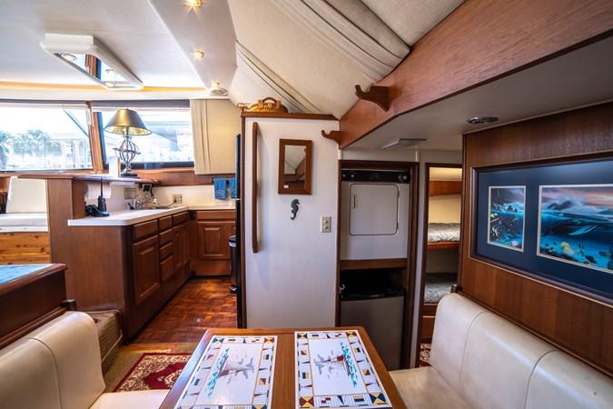 1990 45 Viking - Galley (1) 1990 VIKING 45 Convertible Motor Yacht 2698633