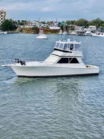1990 45 Viking - Profile (1) 1990 VIKING 45 Convertible Motor Yacht 2698720