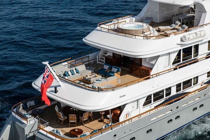 2001 FEADSHIP  Motor Yacht 2493623