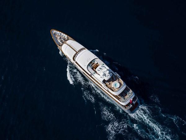 2001 FEADSHIP  Motor Yacht 2493625