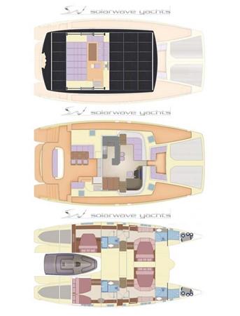 2016 SILENT YACHTS Solar Wave 64 Catamaran 2479815