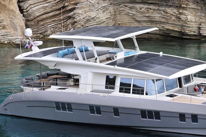 2016 SILENT YACHTS Solar Wave 64 Catamaran 2479824