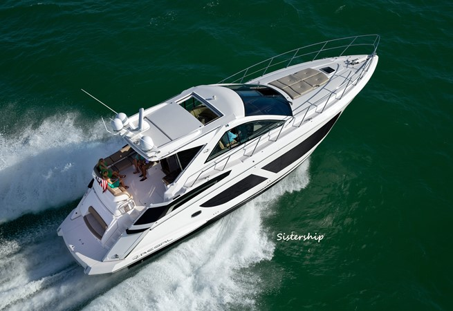 Desert Escapes 2016 REGAL 53 Sport Coupe Motor Yacht MLS #253499 | CYBA  Yachts For Sale