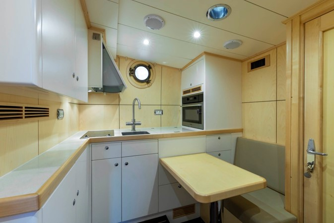 Crew Mess Area 1957 FEADSHIP  Vintage 2499076