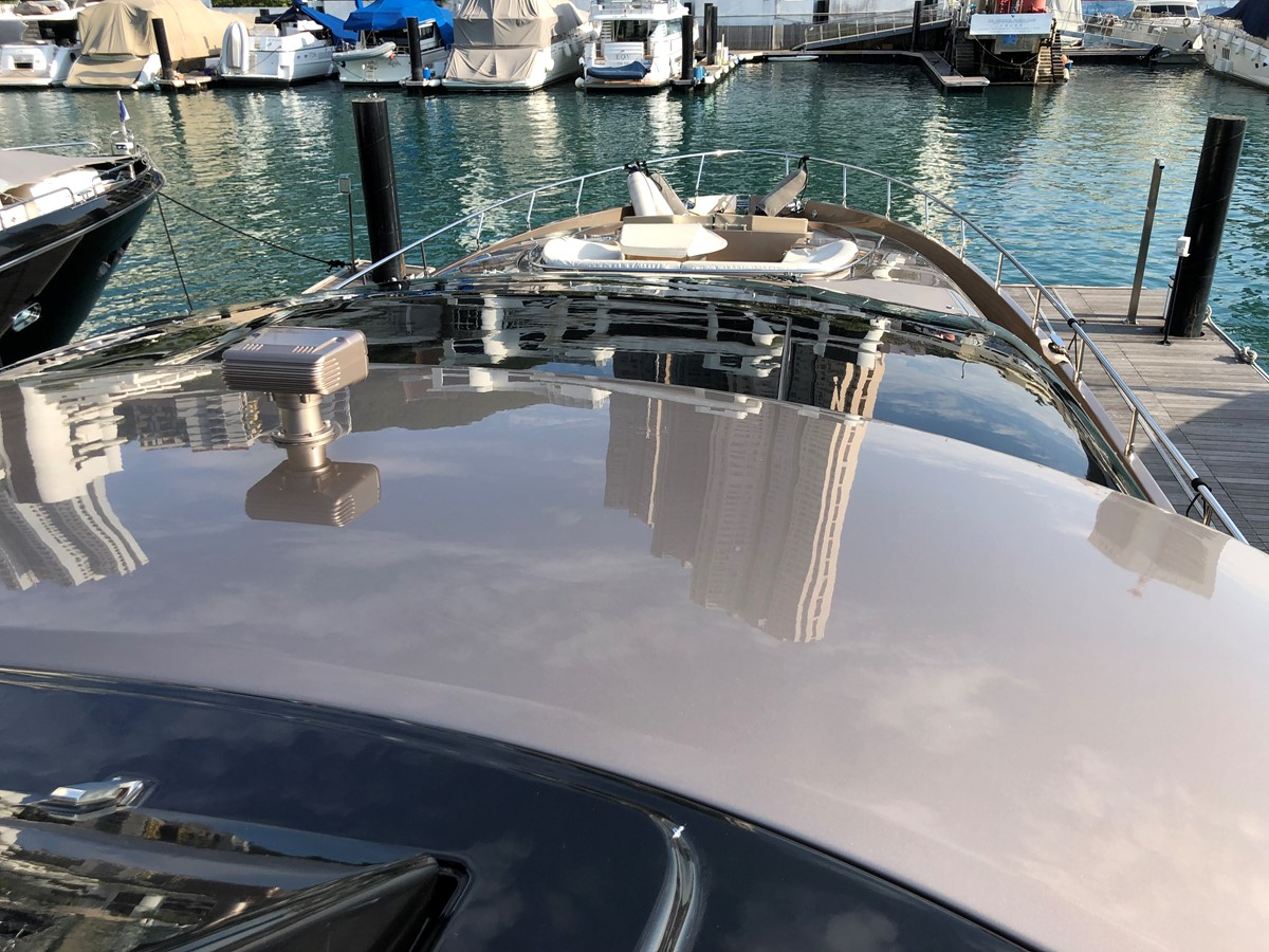Riva 86 yacht for sale
