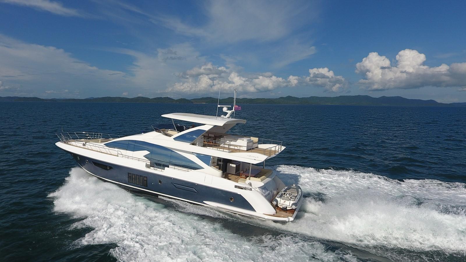 2016 AZIMUT Azimut 80 Motor Yacht 2480754