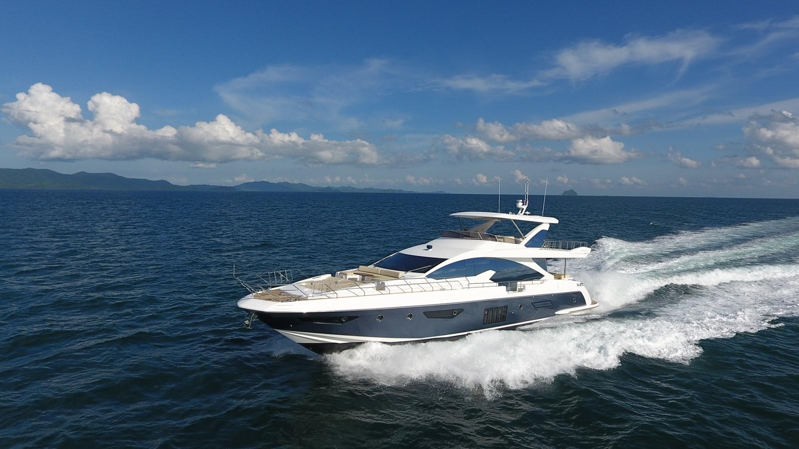 2016 AZIMUT Azimut 80 Motor Yacht 2480756