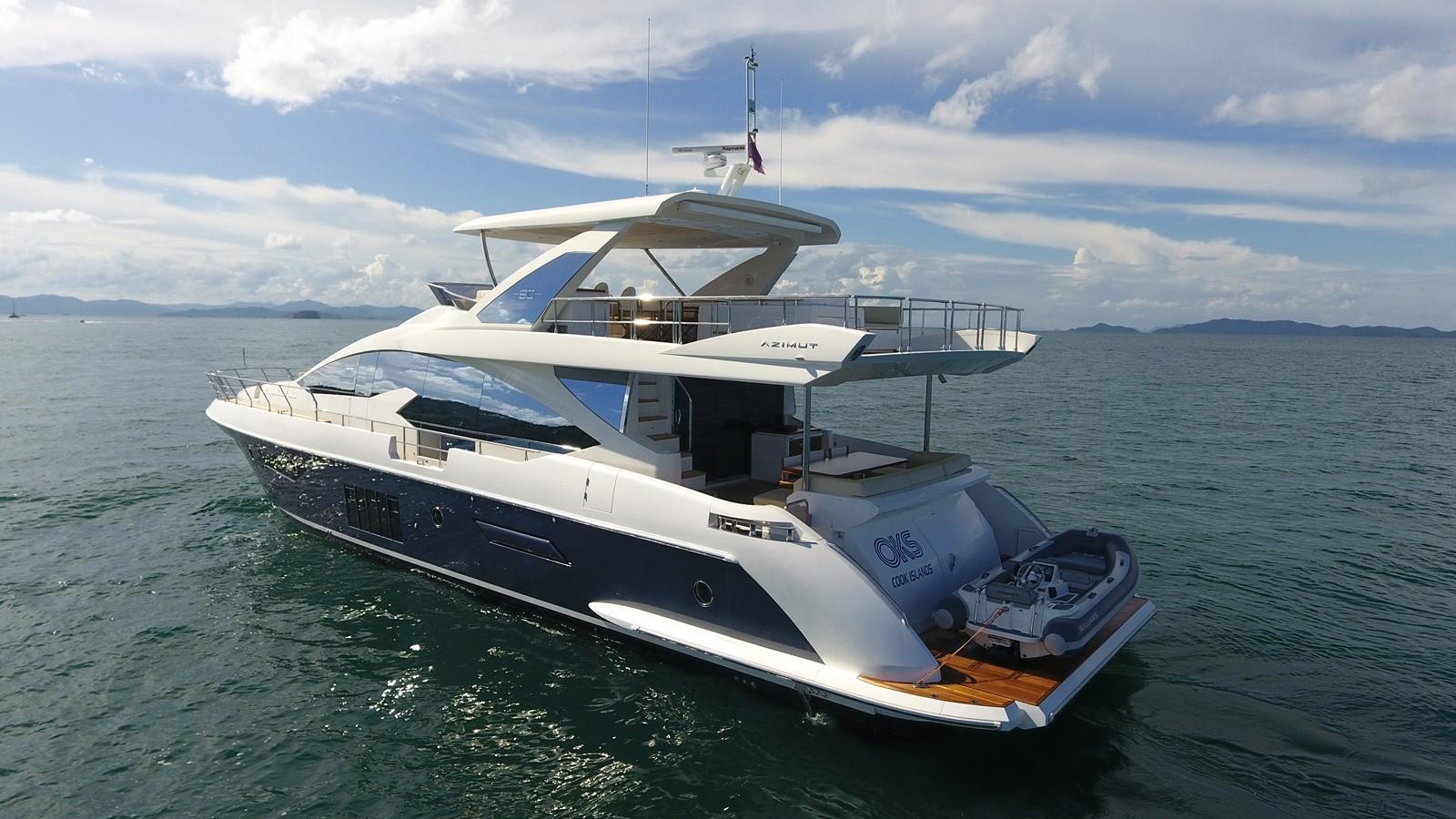 2016 AZIMUT Azimut 80 Motor Yacht 2480782