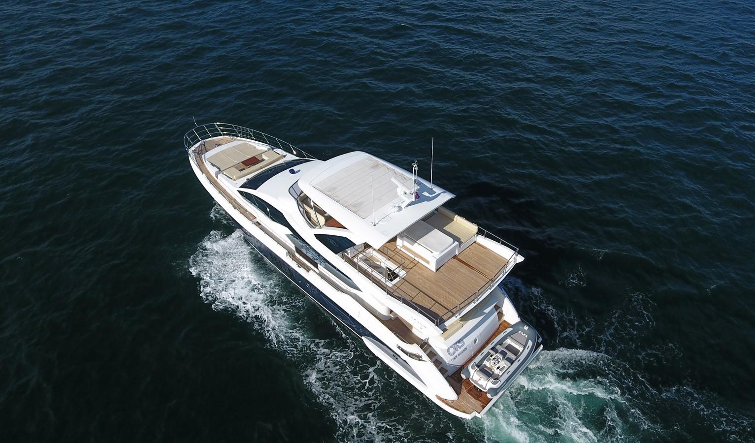 2016 AZIMUT Azimut 80 Motor Yacht 2480783