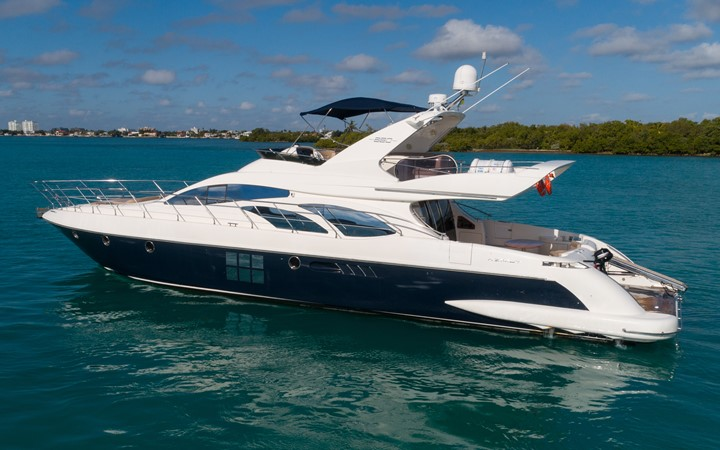 2007 AZIMUT 680 Exvolution Cruiser 2490605