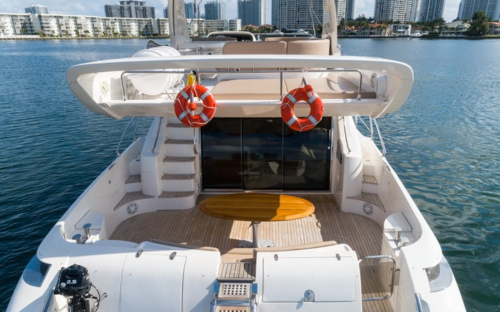 2007 AZIMUT 680 Exvolution Cruiser 2490609