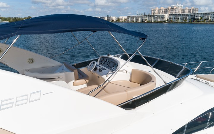 2007 AZIMUT 680 Exvolution Cruiser 2490611