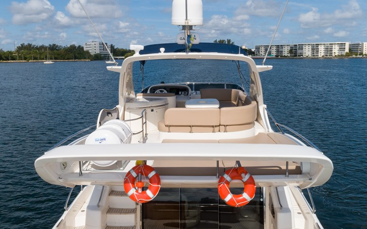 2007 AZIMUT 680 Exvolution Cruiser 2490617