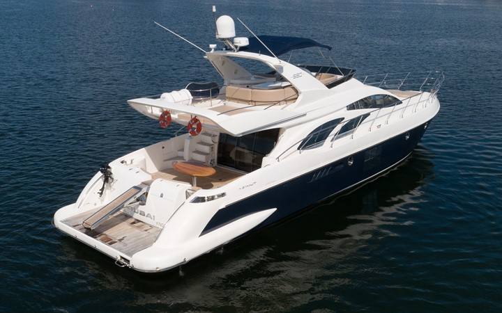 2007 AZIMUT 680 Exvolution Cruiser 2490620