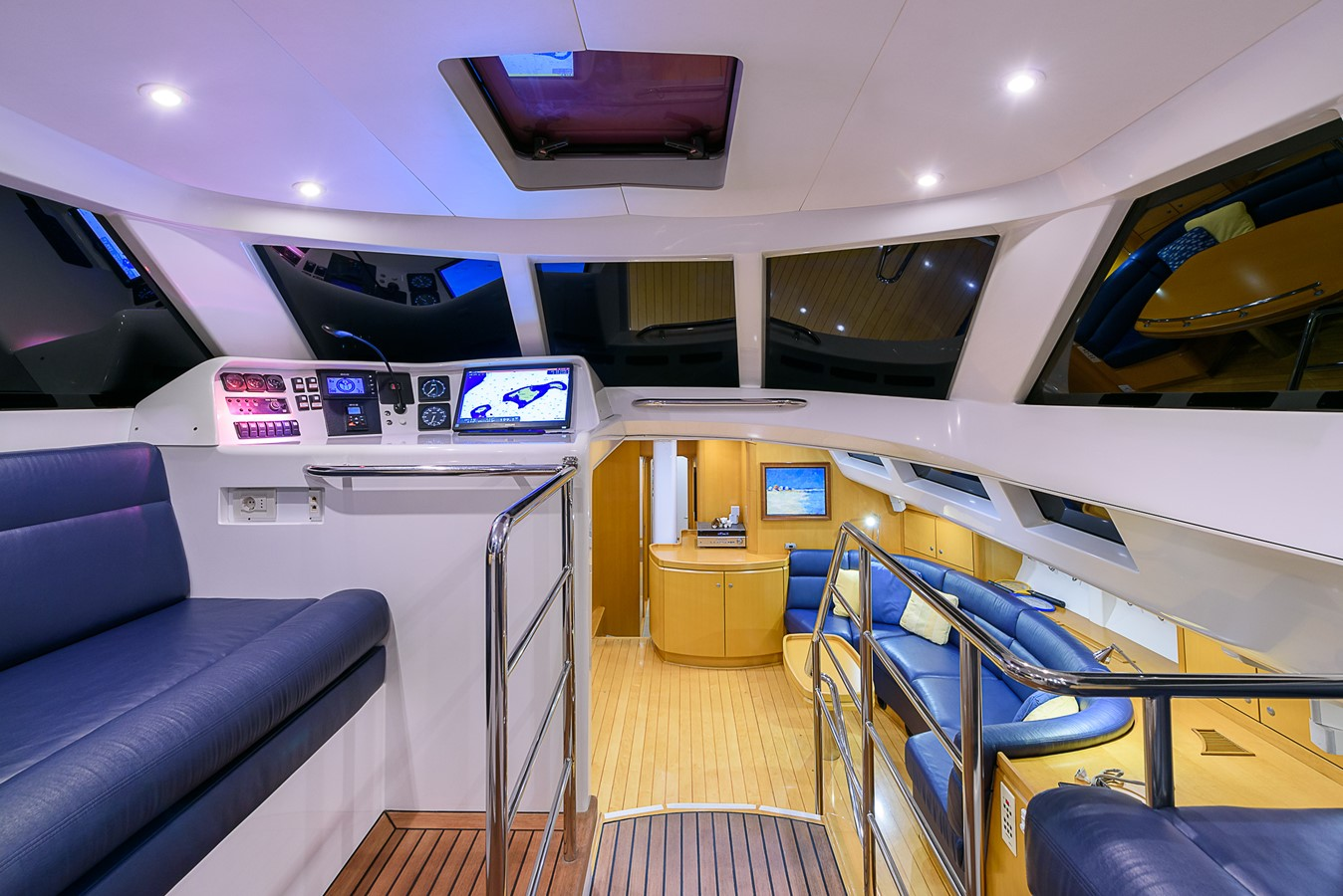 Pilothouse 2000 KELLY ARCHER Van de Stadt Cruising Sailboat Cruising Sailboat 2481177