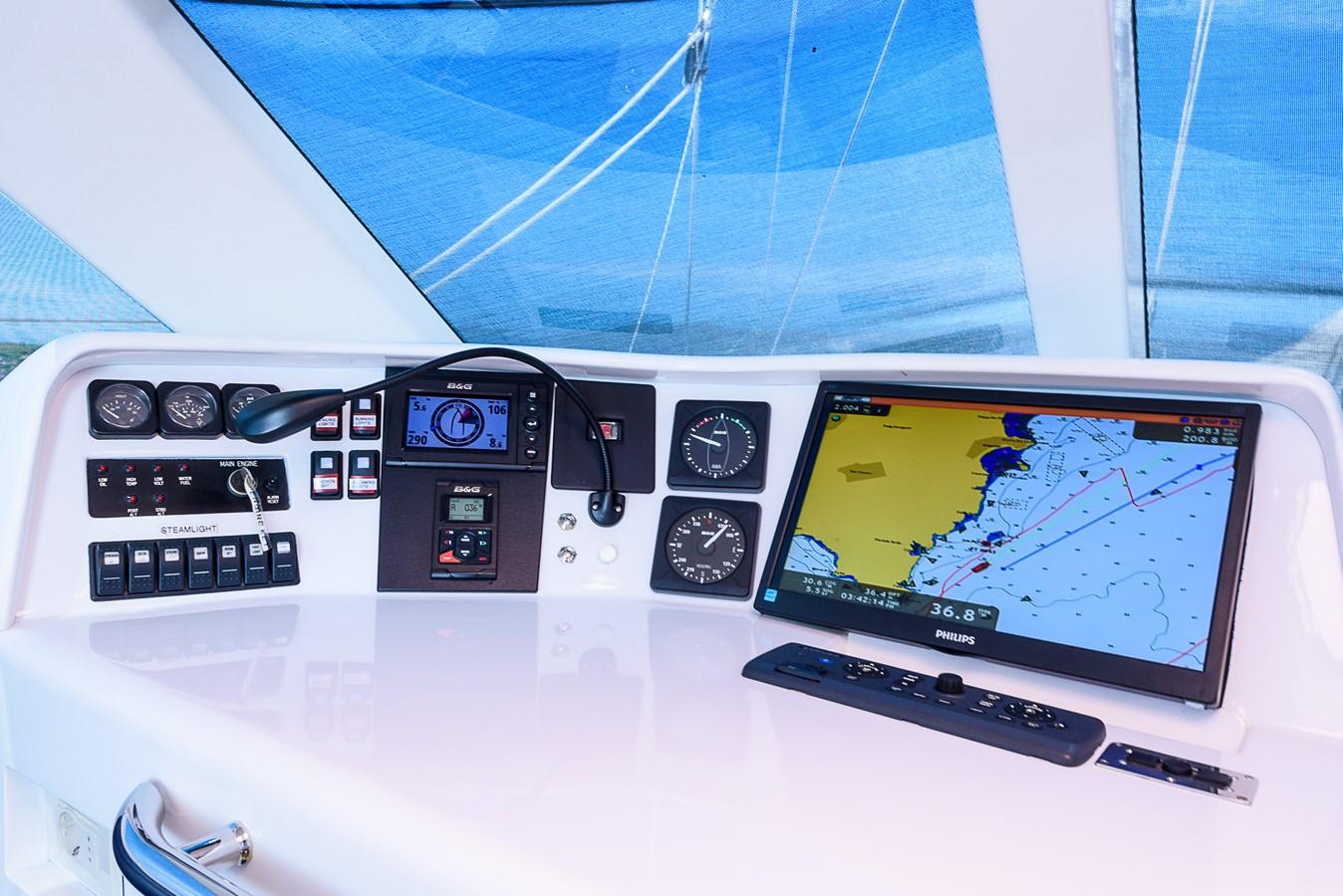 Nav Instruments, Pilothouse 2000 KELLY ARCHER Van de Stadt Cruising Sailboat Cruising Sailboat 2481186