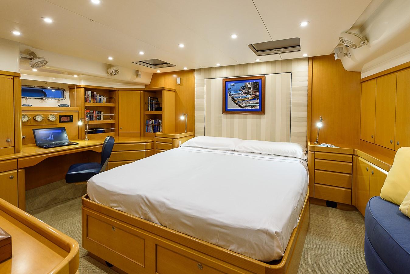 Owner's Cabin 2000 KELLY ARCHER Van de Stadt Cruising Sailboat Cruising Sailboat 2481189