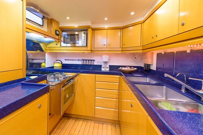 Galley 2000 KELLY ARCHER Van de Stadt Cruising Sailboat Cruising Sailboat 2481179