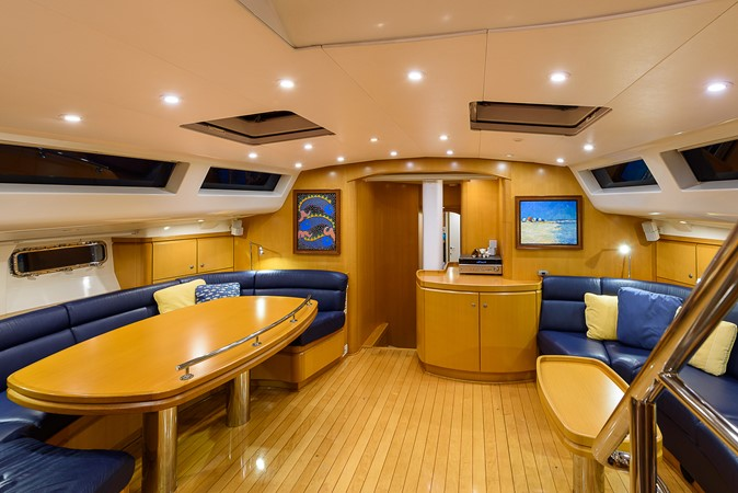 Main Salon 2000 KELLY ARCHER Van de Stadt Cruising Sailboat Cruising Sailboat 2481185