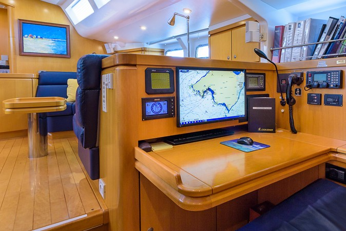 Nav Station 2000 KELLY ARCHER Van de Stadt Cruising Sailboat Cruising Sailboat 2481187