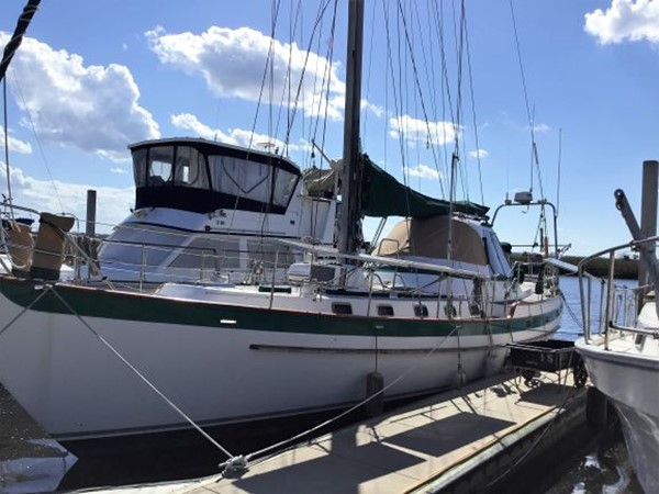 1985 CUSTOM Mayflower/Stadel 48 Sloop 2481126