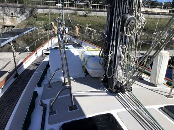 1985 CUSTOM Mayflower/Stadel 48 Sloop 2481128