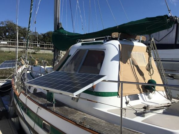 1985 CUSTOM Mayflower/Stadel 48 Sloop 2481129