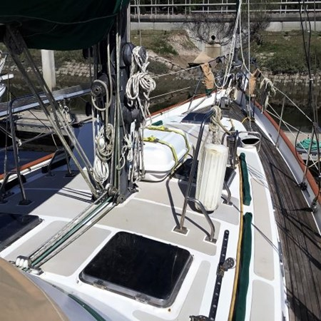 1985 CUSTOM Mayflower/Stadel 48 Sloop 2481132