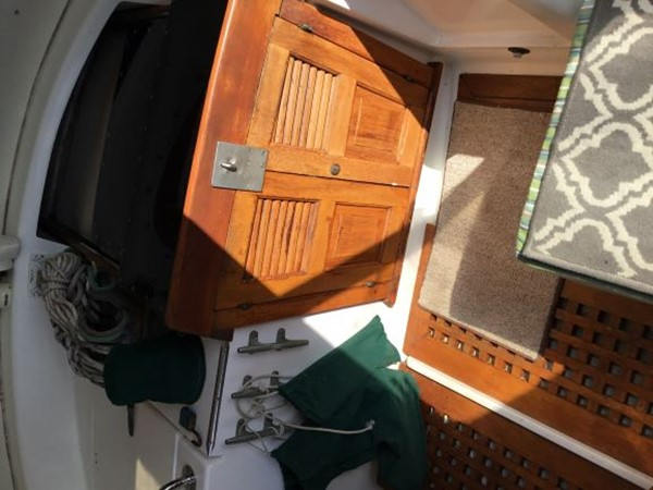 1985 CUSTOM Mayflower/Stadel 48 Sloop 2481139
