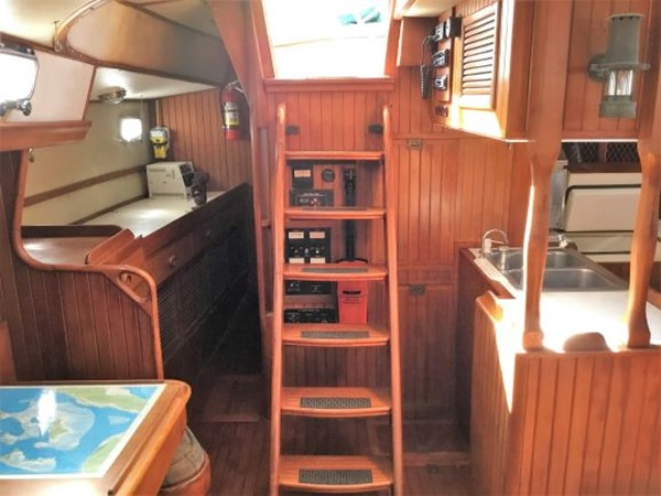 1985 CUSTOM Mayflower/Stadel 48 Sloop 2481140