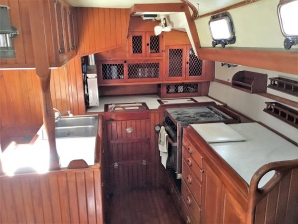 1985 CUSTOM Mayflower/Stadel 48 Sloop 2481141