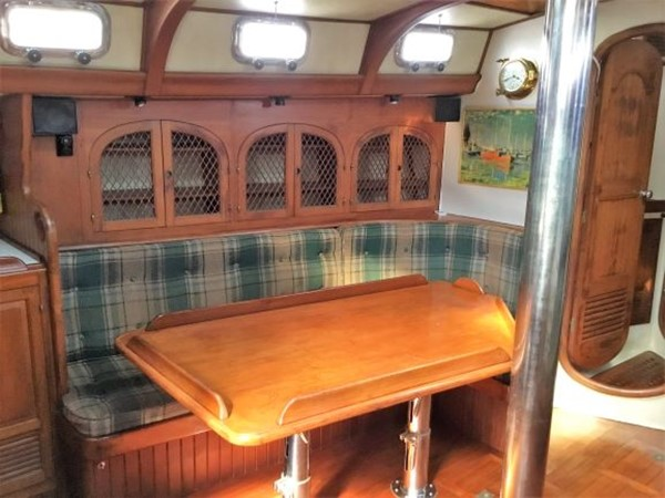1985 CUSTOM Mayflower/Stadel 48 Sloop 2481142