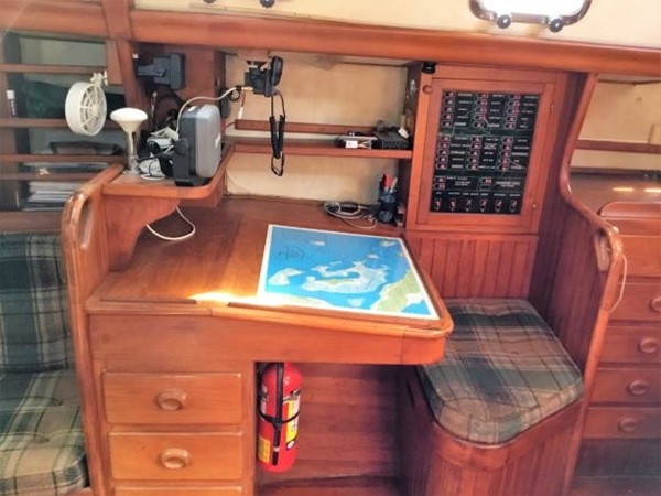 1985 CUSTOM Mayflower/Stadel 48 Sloop 2481143