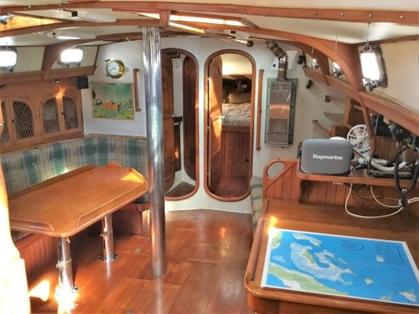 1985 CUSTOM Mayflower/Stadel 48 Sloop 2481144