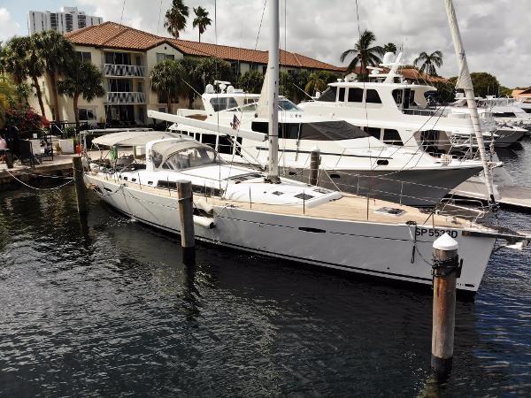 2016 BENETEAU Oceanis 60 Cruising Sailboat 2482451