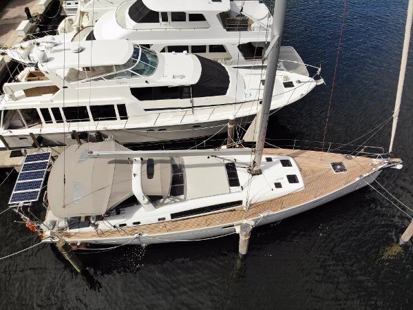 2016 BENETEAU Oceanis 60 Cruising Sailboat 2482452