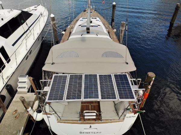 2016 BENETEAU Oceanis 60 Cruising Sailboat 2482456