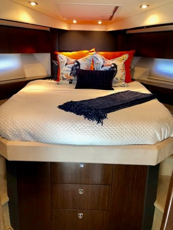 Guest Stateroom 2011 Cruisers Yachts 48 Cantius Cruiser 2485352