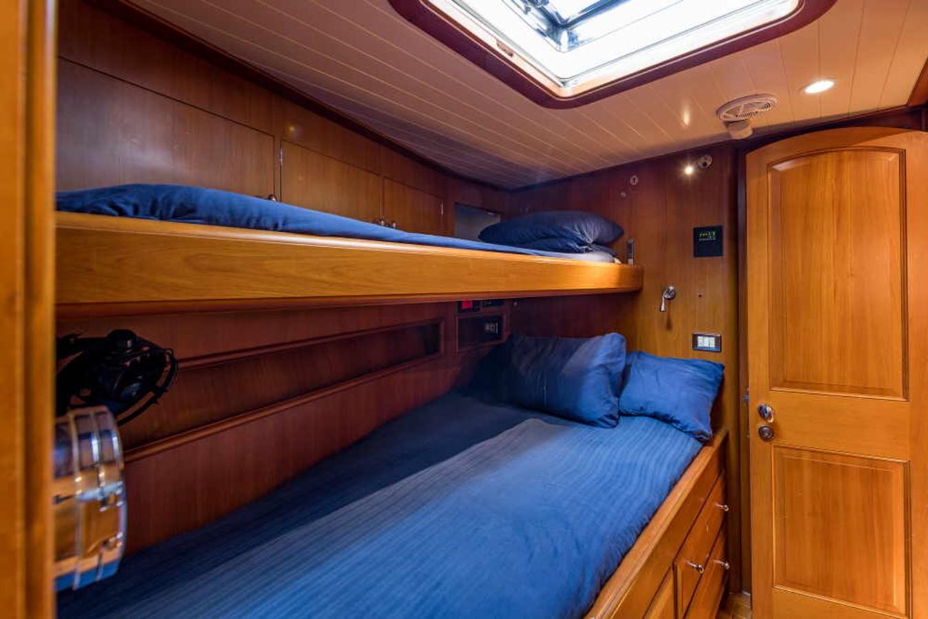 Captain Stateroom 1998 ALLOY Sailing Yacht  Cruising Sailboat 2486754