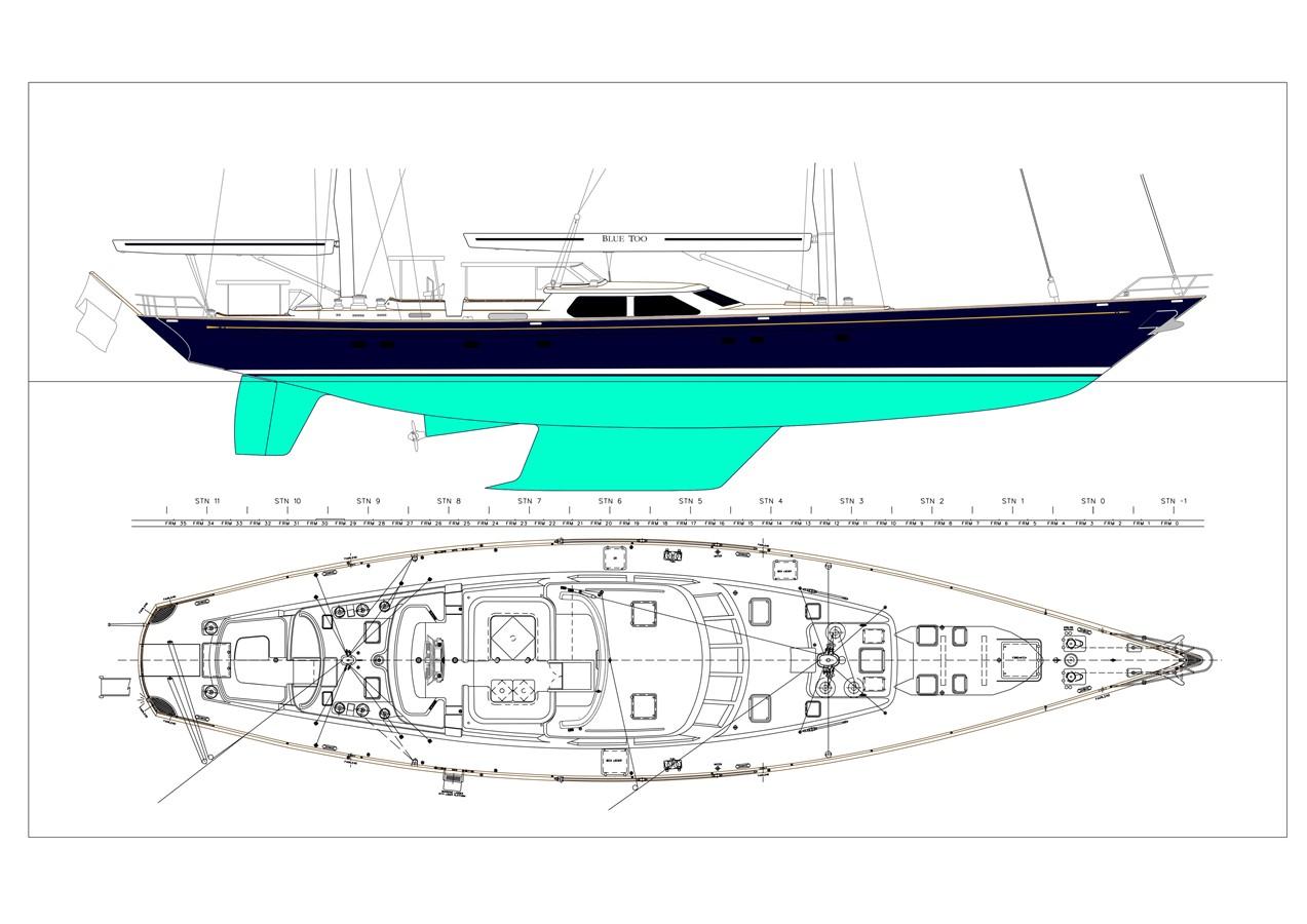 1998 ALLOY Sailing Yacht  Cruising Sailboat 2545588