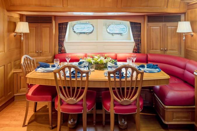 Dining  1998 ALLOY Sailing Yacht  Cruising Sailboat 2486762