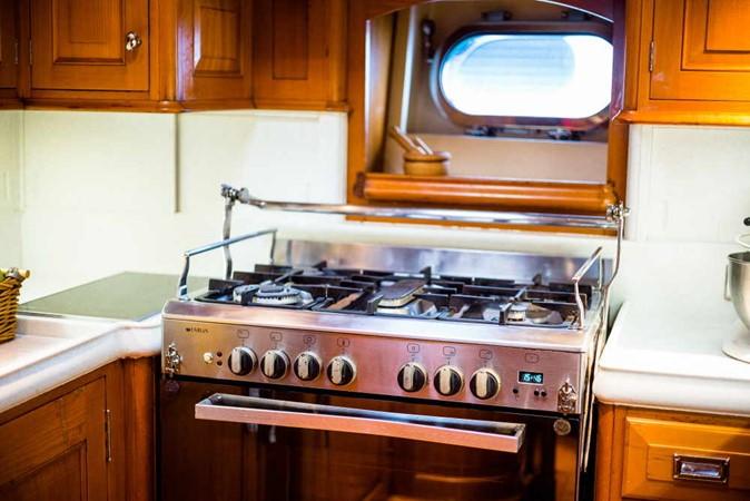 Galley 1998 ALLOY Sailing Yacht  Cruising Sailboat 2486768