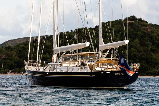 Profile  1998 ALLOY Sailing Yacht  Cruising Sailboat 2486785