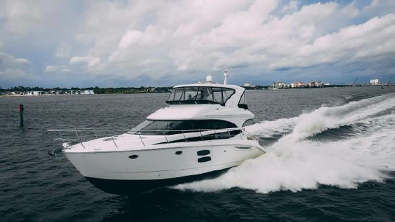 2012 MERIDIAN 441 Sedan Cruiser 2487086