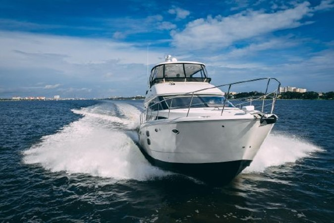 2012 MERIDIAN 441 Sedan Cruiser 2487089