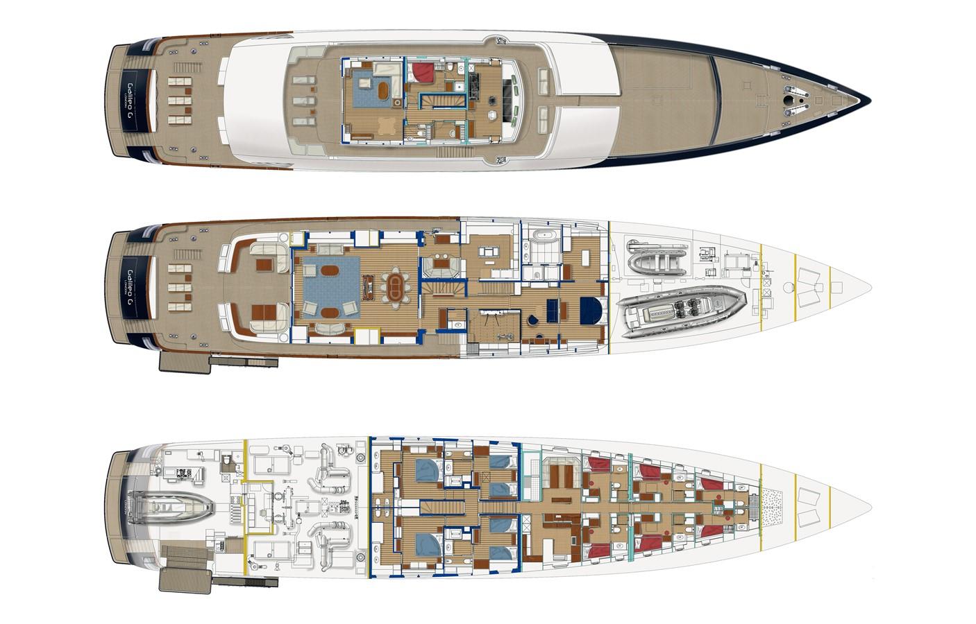 2011 PERINI NAVI  Motor Yacht 2487783