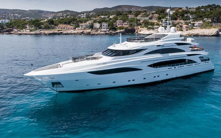 Motor Vessal Amizad: DIANE 2007 BENETTI Motor Yacht MLS #253661