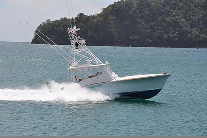 2002 CUSTOM CAROLINA  Sport Fisherman 2490307