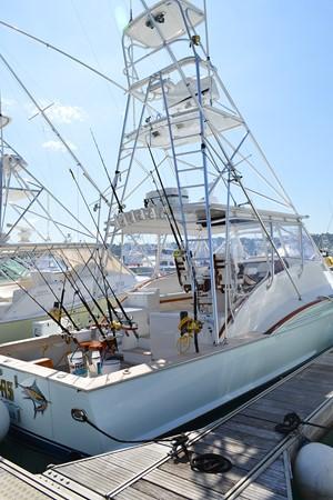2002 CUSTOM CAROLINA  Sport Fisherman 2490309